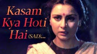 Kasam Kya Hoti Hai Part2 (HD) - Kasam Song - Anil Kapoor - Poonam Dhillon