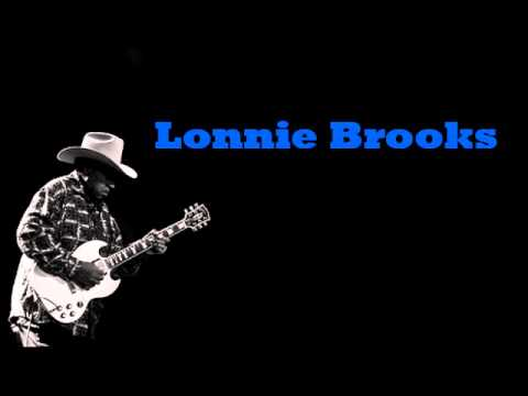 Lonnie Brooks - Born with the Blues (LIVE)