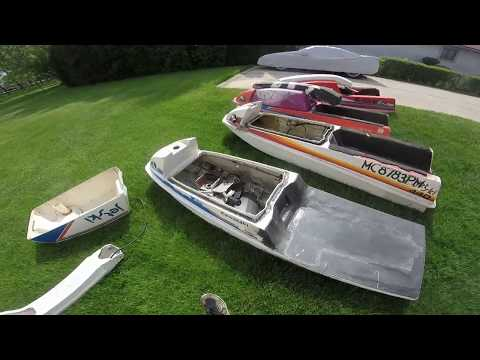 HUGE JET SKI SCORE LOTS OF PROJECTS TO COME!