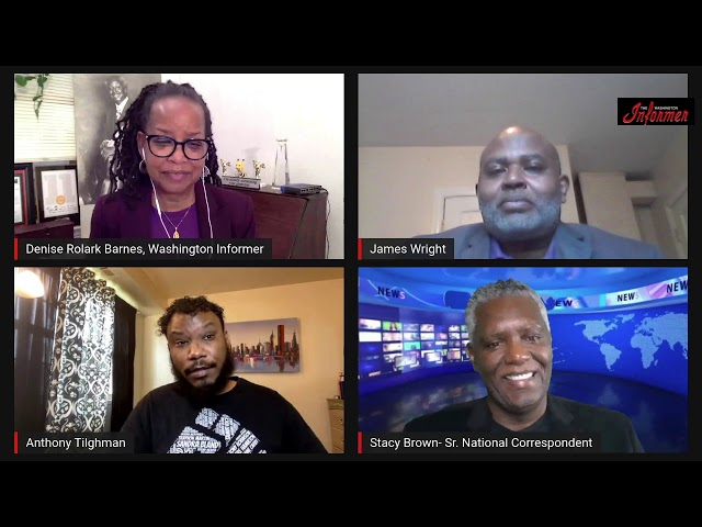 WIN TV - Anthony Tilghman, Stacy Brown, James Wright