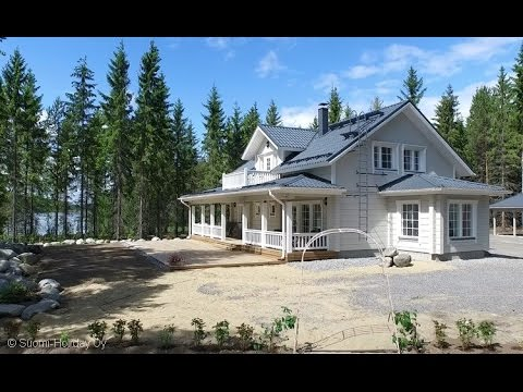 Finland cottages: Tyssinniemi cottage, 4 bed-rooms. Lakeside holidays and fishing in Finland.