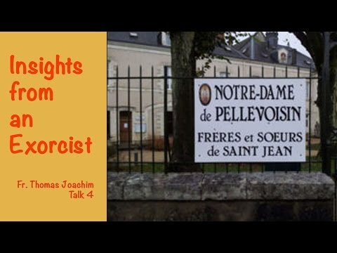 Insights: Father Thomas Joachim - Talk  4