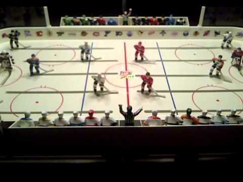 GAME ON! Hockey Rules! Wayne Gretzky NHL All-Star table ...