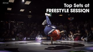 Najlepsze momenty na Freestyle Session World Finals 2018