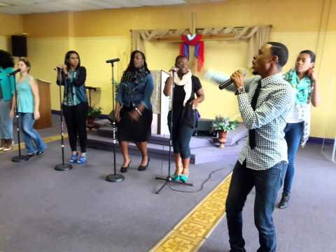 Revelation Ministering
