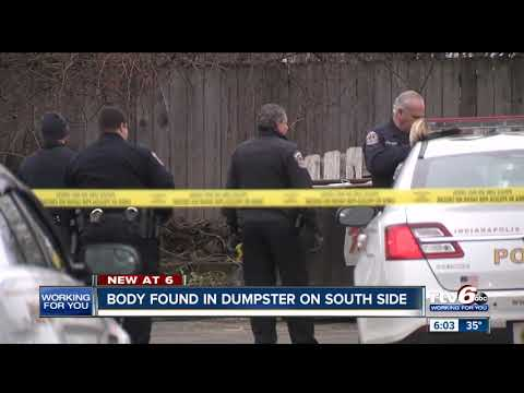 Body found at apartment complex on southside of Indianapolis
