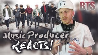 Music Producer Reacts to BTS - I Need U!!!!