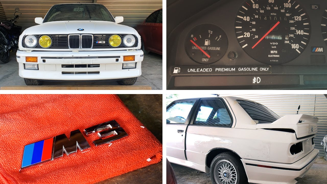 BMW E30 M3 Restoration | Continuing The Rebuild
