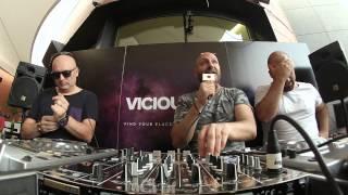 Stefano Noferini y Nacho Almagro - Vicious Live @ www.viciousmagazine.com