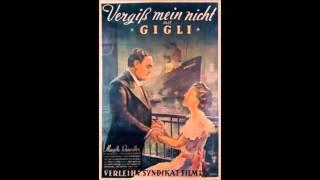 """""""Vergiss mein nicht"""" Oskar Joost Tanz-Orchester  1935"""