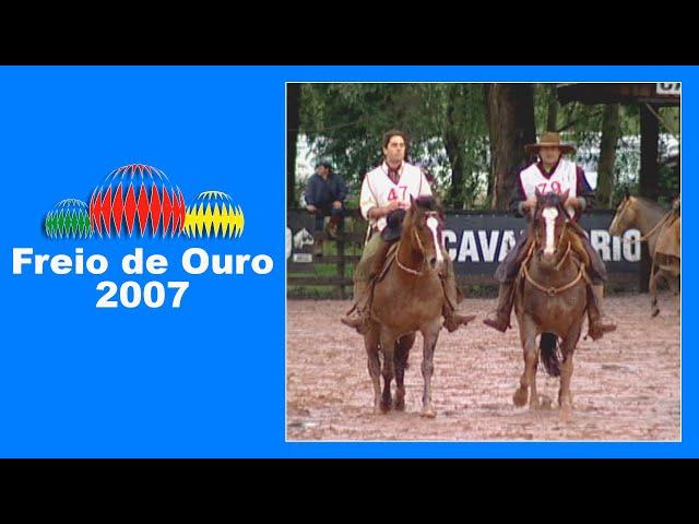 NOSTALGIA FREIO DE OURO 2007