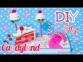 How To Make A Miniature Candyland Zen Garden – DIY Stress-relieving Desk Decoration