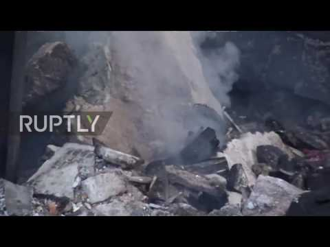Yemen: Search for survivors continues following deadly Saudi-led airstrike