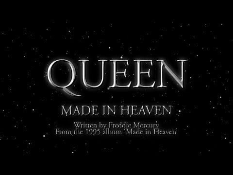 Made In Heaven (Lyric Video)