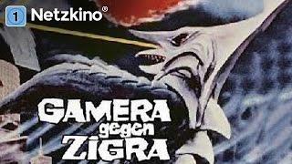 Gamera gegen Zigra (Fantasy, ganzer Film)
