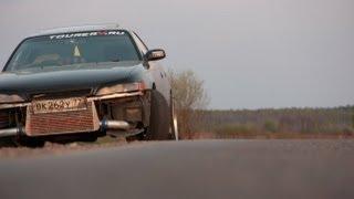 Toyota Mark II Vs BMW 540 Часть1.MP4
