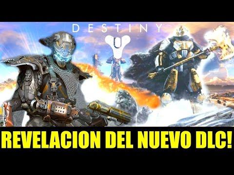 Destiny - REVELACIÓN DE LA NUEVA EXPANSIÓN!