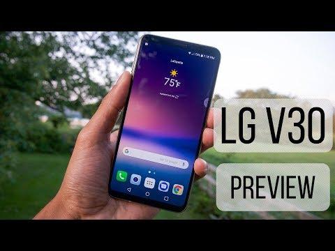 LG V30 Video clips - PhoneArena