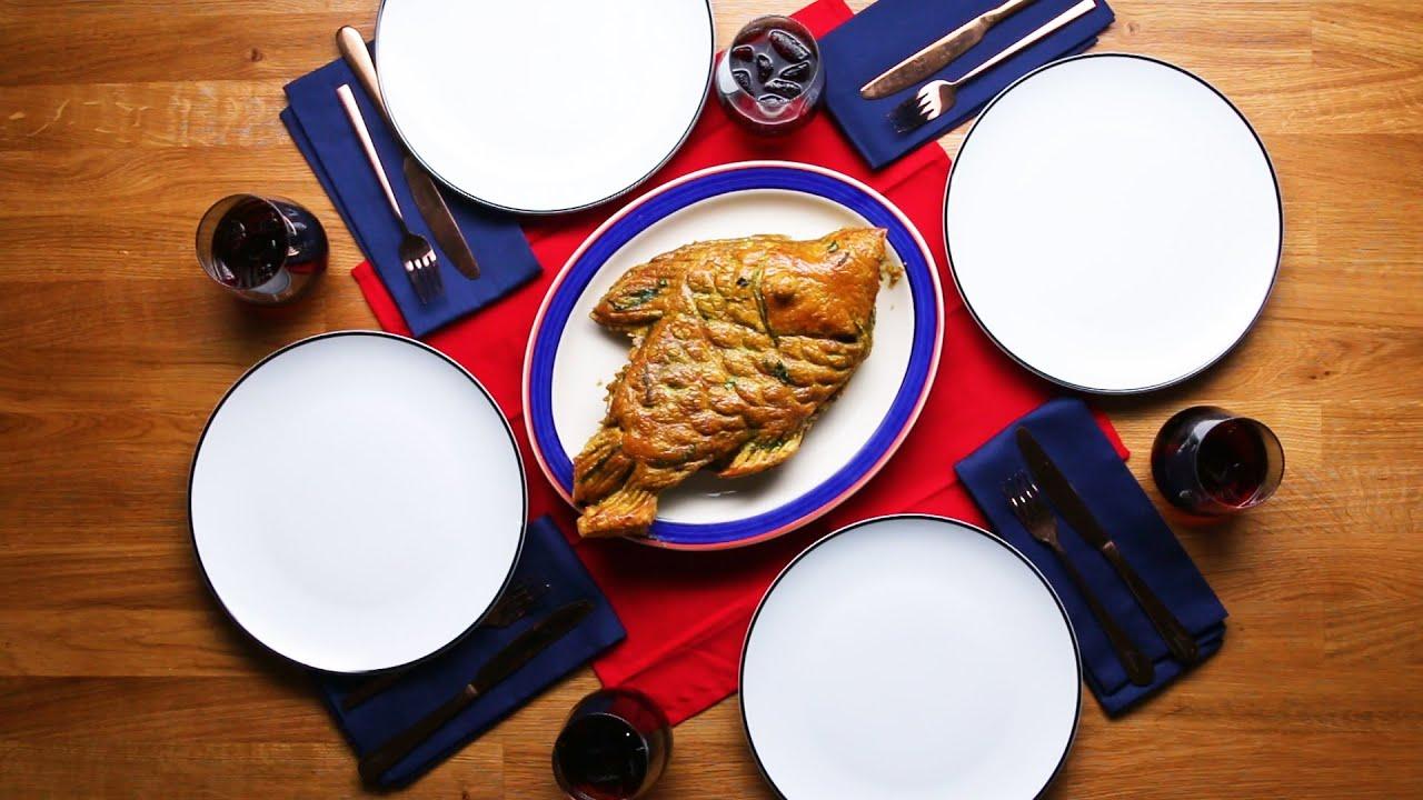 maxresdefault - Salmon Pesto Puff Pastry