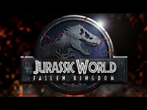 JURASSIC WORLD FALLEN KINGDOM - Main Theme/ Soundtrack ( created by Fyrosand )