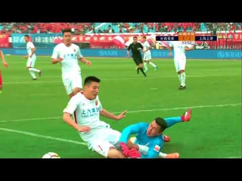 2018 CHA CSL   Round 8   Changchun Yatai vs Shanghai SIPG