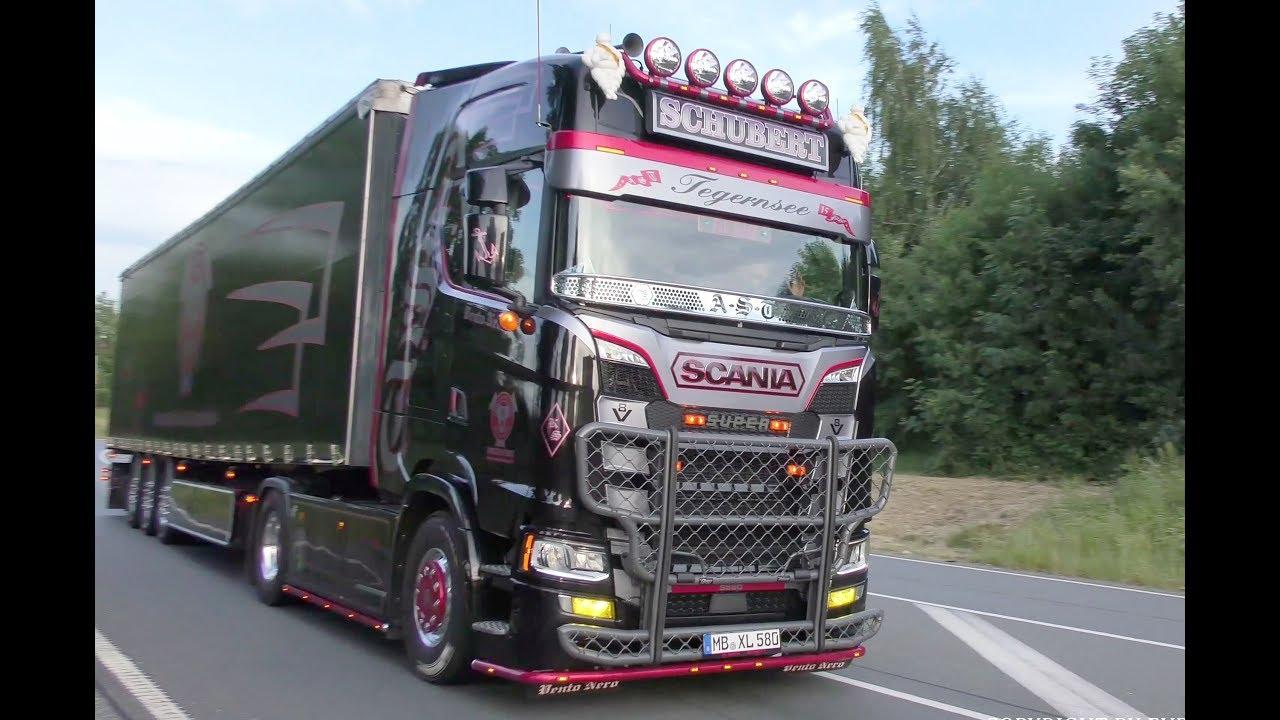 Berg Ruft 2017 With New Generation Scania Andreas Schubert