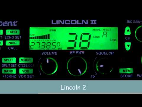 President Lincoln 2 Vs President Grant 2 - SSB Receive