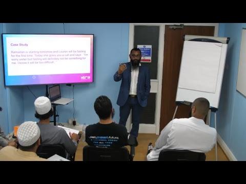 How To Take Care of New Muslims | Salahuddin Patel - iERA