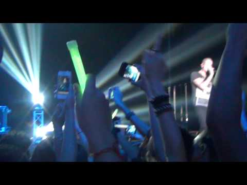 Heart Vacancy - The Wanted Live in Singapore 2012