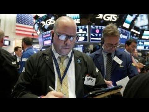 Stocks tumble over terror fears, uncertainty in Washington