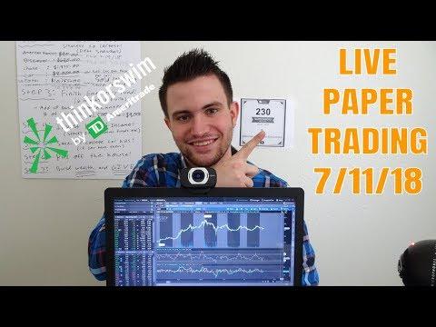 Td Ameritrade Paper Trading