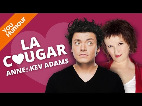 KEV ADAMS -  La cougar et le chaton
