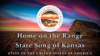 USA State Song: Kansas - Home on the Range