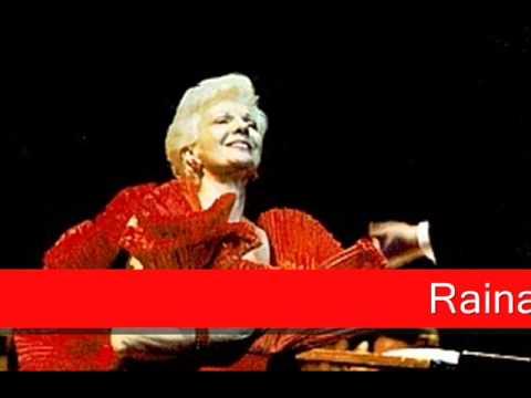 Raina Kabaivanska: Leoncavallo - I Pagliacci, 'Qual Fiamma Avea Nel Guardo'
