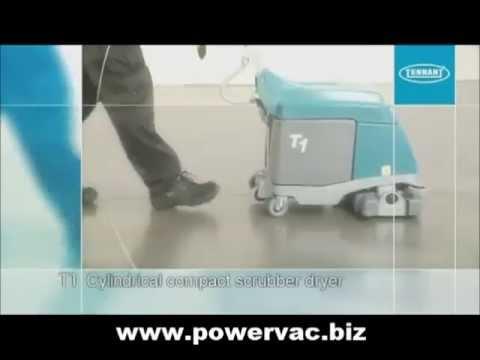 tennant 5680 floor scrubber manual