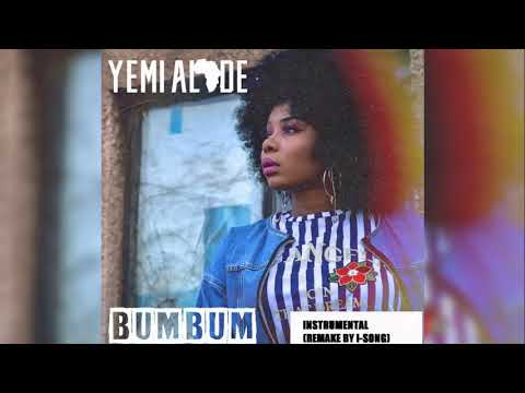INSTRUMENTAL : Yemi Alade - Bum Bum  (ReProd  I-Song)