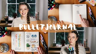 BULLET JOURNAL: Set Up | Tipps | Planung & Organisation