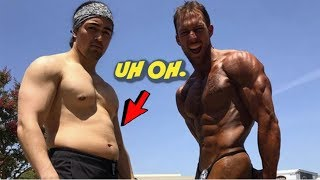 Why Powerlifters Struggle To Get Lean
