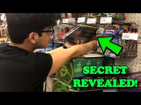 REVEALING THE TRICK ON HOW TO GET AN ULTRA RARE IN EVERY PACK! (Pokemon Card Opening)