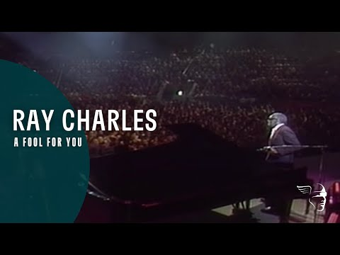 "Ray Charles - A Fool For You (From ""Legends of Rock 'N' Roll"" DVD)"