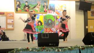 nplaim dej laim txias harding hmong new year 14 15