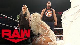 Lana continues to throw a fit after Raw goes off the air: Raw Exclusive, Dec. 30, 2019