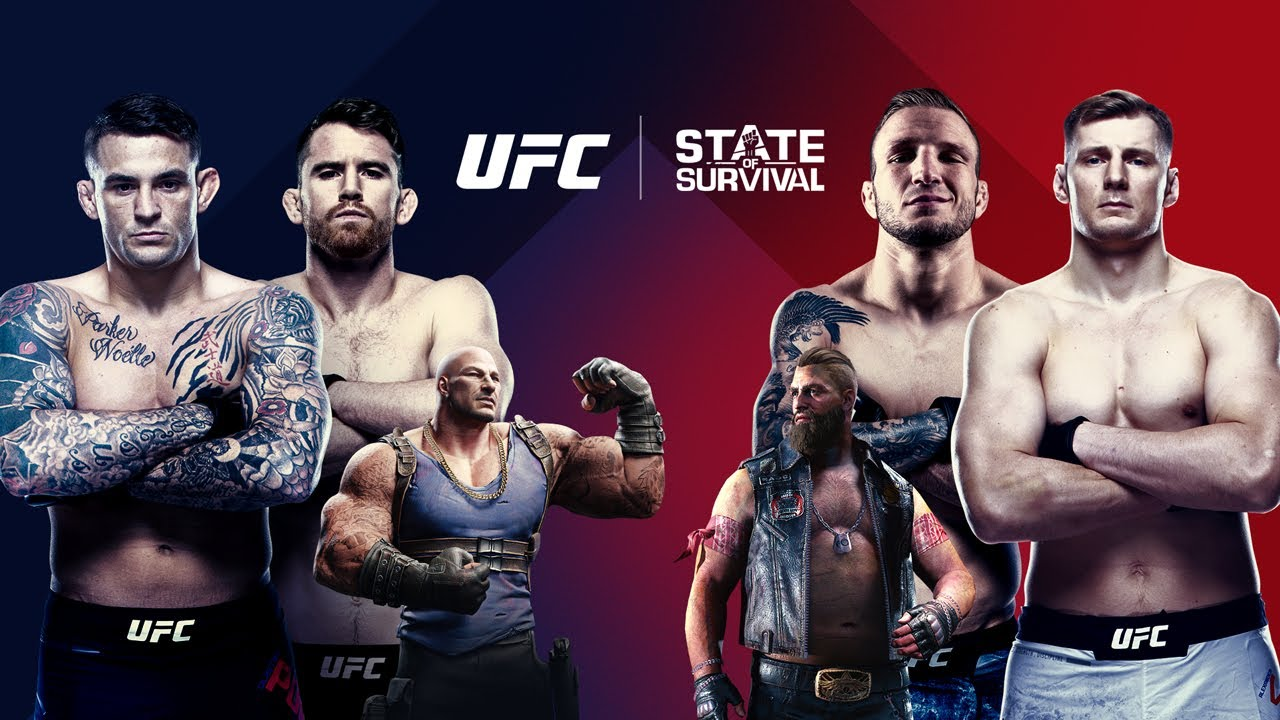 FIGHT SMARTLY   State of Survival ✖️UFC  Feel Your Power!