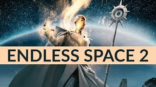 """Endless Space 2 Gameplay Trailer - First Look: """"The Vision"""""""
