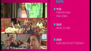 TVN Style Reklama, identy i zapowiedzi programowe