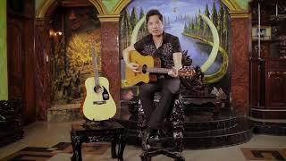 SỐC !!! anh Ba NGỌC SƠN với guitar LARRY'S L81-SCE mua tại Guitar HOÀNG KIM