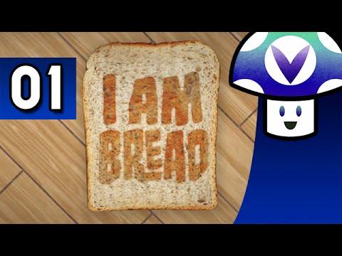 [Vinesauce] Vinny - I Am Bread (part 1)