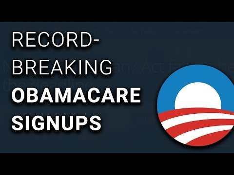 Obamacare Signups EXPLODE, Set New Record