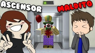 * THE TRUTH OF SOE AND CERSO * THE MALDITO ELEVATOR Roblox Normal Elevator in Spanish