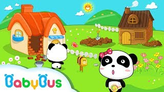 Wonderful Houses | Game Preview | Educational Games for kids | BabyBus